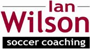 Ian Wilson Soccer Coaching Logo